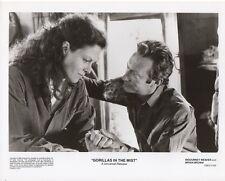 Sigourney Weaver Bryan Brown Gorillas in the Mist 1988 movie photo 7068