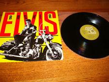 ELVIS ROCKER LP Japan Issue