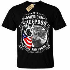 Kids Boys Girls American Sheepdog T-Shirt
