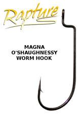 Ami per Esche Siliconiche Rapture Magna O'Shaugh - Worm Hook Busta 10 Pezzi