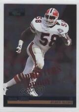 1995 Classic Pro Line Silver Printers Proof #345 Jessie Tuggle Atlanta Falcons