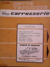 VOLKSWAGEN Passat  - Revue Technique Carrosserie (RTC)