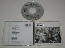 UB40/THE BEST OF UB40-VOLUME ONE(DUBTV1/VIRGIN 0777 7 86324 2 9) CD ALBUM