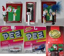 PEZ® Artikel-AUSSUCHEN: Auto/Ornament/Anhänger/Figur/Weihnachten/Spender