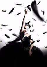 Póster de la película Black Swan sin diálogo película A4 A3 Art Print Cine