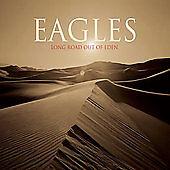 EAGLES 2 CD SET LONG ROAD OUT OF EDEN GLENN FREY DON HENLEY JOE WALSH DIGIPAK