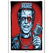 59846 8 Panic DJ Horror Singer Widespread Classic FRAMED CANVAS PRINT UK
