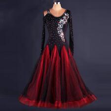 NEU Latino salsa Kleid TanzKleid Standard LatinaKleid Latein Turnierkleid#FM177
