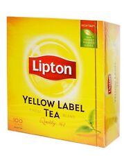 Lipton Yellow Label Tea 100bags