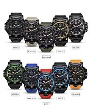 Smael CAMO DESIGN Sport Watches Men's Waterproof Digital Watch LED Wristwatch