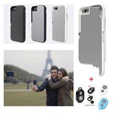 StikBox Aluminum Handheld Remote Selfie Stick Case Cover for iPhone 6 / 6S Plus