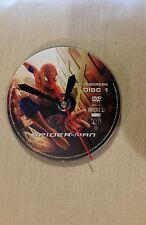 Marvel's Spider-man Green Goblin Authentic DVD Movie Clock