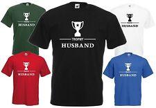 Trophy marido Camiseta Camiseta De De hombre Navidad Regalo De Navidad divertida comedia de boda