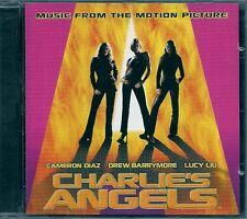 CD BOF / OST 15 TITRES--CHARLIES ANGELS--DESTINY'S CHILD/DEEE LITE/AEROSMITH