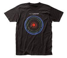 Authentic NEW ORDER Blue Monday Slim-Fit T-Shirt Black S M L XL 2XL NEW
