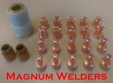 Magnum Welders Plasma Consumables LT50 Kit, UniMig Viper CBR50 Cut40 CB50