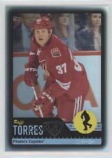 2012 O-Pee-Chee Black Rainbow Foil #202 Raffi Torres Phoenix Coyotes Hockey Card