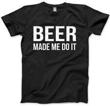 BIRRA fatta ME DO IT-Birra Ale BERE Regalo Da Uomo Unisex T-shirt