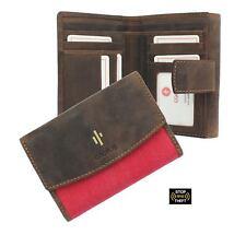 Mala Leather Colección De Cactus Lona Bolso con Protección RFID 3426 _ 81