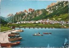 1955 AURONZO LAGO Dolomiti Cime Lavaredo e Cima Dodici