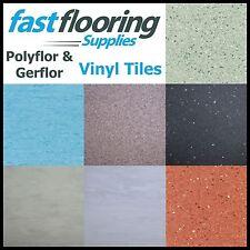 Polyflor Prestige and Mystique Vinyl Tiles & Gerflor Vinyl Tiles