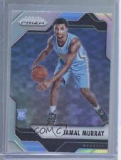 2016 Panini Prizm Silver #175 Jamal Murray Denver Nuggets Rookie Basketball Card