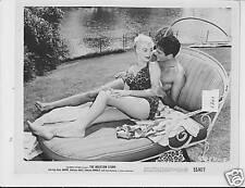 Barbara Hale busty leggy VINTAGE Ph barefoot Gene Barry