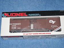 1988 Lionel 6-19208 Southern Double Door Box Car Nib L1230