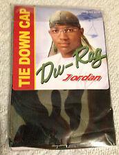 Jordan Du-Rag Tie down Cap Woodland Camo 2914