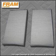 FRAM CABIN FILTER COPPIA (2 filtri) PER HONDA CIVIC (EP3) TYPE-R (2001-2005)