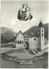 S.MARIA DELLE GRAZIE - ROCCA PIETORE (BELLUNO) 1964