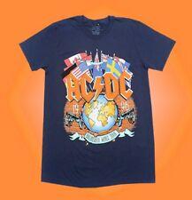 New AC/DC 1996 Ballbreaker World Tour Mens Vintage Classic T-Shirt