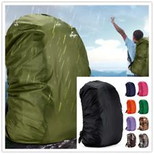cbe303ae08c83 Regenschutz Regenhülle Regenabdeckung Raincover Überzug für Rucksack  Schulranzen