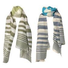 Foulard Woman la fee maraboutee Art. FB7715 75%Linen 25%Cotton Made in Italy