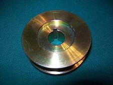 Delco Alternator Generator Belt Pulley 3/8 7/16 1/2 in Wide Single 1 Groove 10SI