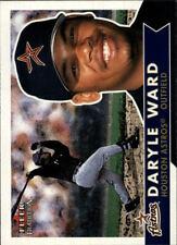 2001 Fleer Tradition Baseball Card Pick 250-484