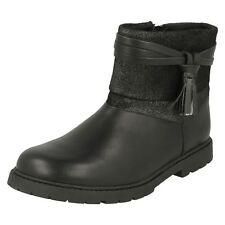 Girls Startrite Zip Fastening Ankle Boots - Aria