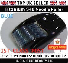 540 Titanio Micro Aguja Derma Piel Roller 0,3 mm de 0,5 mm 1mm1.5 mm 2.0 mm 3.0 mm mm