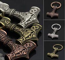 Thor Hammer Viking Schlüsselanhänger Mjolnir Wikinger Skandinavien Mittelalter