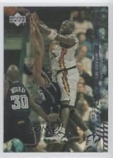 2000 Upper Deck Encore #37 Antawn Jamison Golden State Warriors Basketball Card