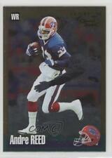 1994 Score Gold Zone #136 Andre Reed Buffalo Bills Football Card