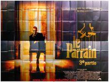"""LE PARRAIN 3 GODFATHER Affiche Cinéma Géante / Poster 4x3 160"""" COPPOLA AL PACINO"""
