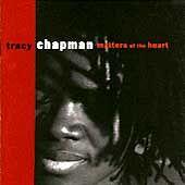Tracy Chapman Matters of the Heart 10TRACKS CD Rock Pop Easy Listening