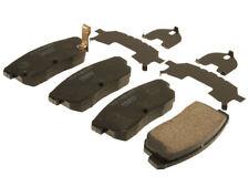 Rear Brake Pad Set For 2002-2004 Infiniti I35 2003 G669KD OE Replacement