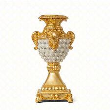 Kerzenleuchter Antikstil Kerzenständer Dekoration Deko Antik Gold Barock Prunk 2