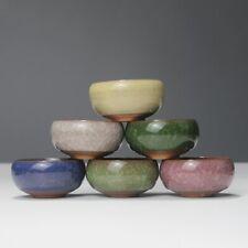 Jingdezhen Ceramic Chinese Kung Fu Teaset Porcelain Water Bowl Teacups Drinkware
