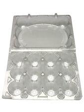PE Wachteleierverpackung 12er Wachteleierschachteln Eierkartons Eierschachteln