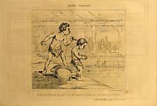 Lithographie de C. Nanteuil, Bains Publics
