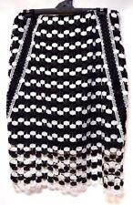 plus sz XS / 14 TS TAKING SHAPE EVENT WEAR Geo Lace Skirt elegant NWT! rrp$180