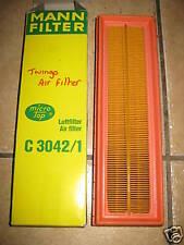 Nouveau filtre à air - 77 01 036 270-CA5463-fits: renault twingo MK1 (1993-98)